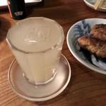 にこみちゃん - 焼酎柚子割