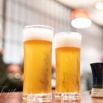 98250771 - 生ビールグラス 520円