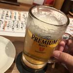 98250993 - 《生ビール・中》530円(税込)