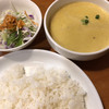 サガラマタ チュラ - 料理写真:ダルカレー  850円