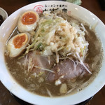 中村商店 - 料理写真:特製豚そば ※味玉追加