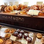 boulangerie montagne - パンたち