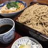 三升屋 - 料理写真:カツ丼せいろ蕎麦セット