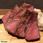 肉バルサンダー - 仙台黒毛和牛リブロース