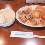 洋食居酒屋 クロシェット - 料理写真: