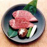 焼肉割烹 松阪 - ヒレ肉