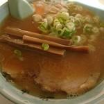 梅光軒 - 醤油らーめん(700円)