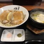 麺匠 中うえ  - 料理写真: