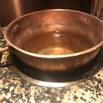 しゃぶ亭 - 銅鍋