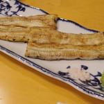 鰻専門店 愛川 - 白焼特上