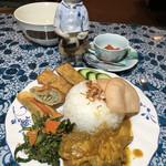 インドネシア料理 光苔 - 料理写真:
