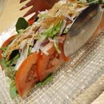 個室 せり鍋 広瀬の蔵 - お野菜