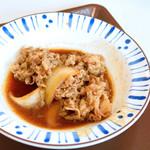 すき家 - 牛皿ミニ