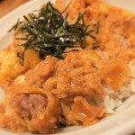 めい泉 - 料理写真:うどんばっかり食べてましたが、丼もハイレベルだった!