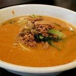 福祥園 - タンタン麺(アップ)