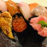 立ち寿司横丁 - ネタもしっかり新鮮!