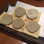 魚金 - カニ味噌バター