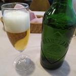 スティック トゥ - 瓶ビール(ハートランドビール)