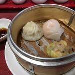 Chinese Restaurant Season - 香港自家製飲茶三種