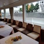 ザ・クルーズクラブ東京 - 船内