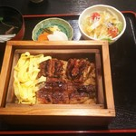 鰻屋かざん | UnagiyaKazan - うなぎせいろ蒸し(竹)