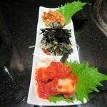 恵比寿 兜 奥座 - 韓菜各種