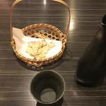 うな貴 - 一ノ蔵 一合(600円)