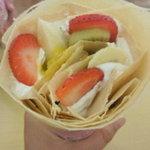 ディッパーダン - フレッシュフルーツ430円