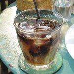 レイク・ウッド・リゾート - アイスコーヒー