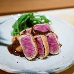 和食 いいくら - 料理写真:・ビフカツ 2780円