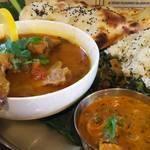 タージ ・ベンガル - 料理写真:年に1度 2018.12.15.16マトンすねを骨ごと煮込んだスープ「パヤ」