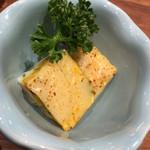 かつアンドかつ - 南京チーズ。