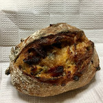 パンやきどころ RIKI - 和栗と洋梨のブロート ¥270+税