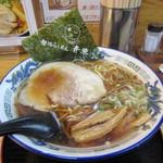98283416 - 「旭川醤油ラーメン」(¥750)