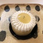 パティスリー オー フィル ドゥ ジュール - 半生チーズケーキ