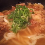 G麺 - 牛スジうどん