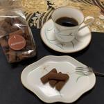 菓子工房 エピナール - 料理写真:トリュフ・オ・ショコラ