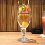 ChaoVia - アボカドフリット串¥380 可愛い見映えだけでなく美味しい♡