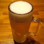 泰山 - 生ビール