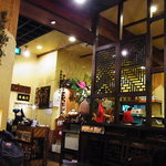 台南担仔麺 - 店内
