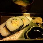 9829828 - たらば太巻き寿司