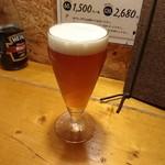 中野ビール工房 - ガラナIPA