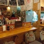 中野ビール工房 - 店内1