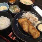 天然魚 鯛平 - 日替わり定食  フライ