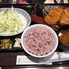 とんかつ浜勝 - 料理写真:チキンカツ&ロースカツ Lunchセット