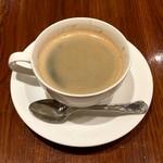 キャピタル東洋亭 - ホットコーヒー