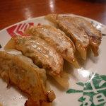 塩元帥 - ☆餃子も食べましたぁ(^u^)☆
