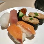 すたみな太郎 - 寿司…うーん…