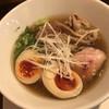嵐風 - 料理写真:牛塩味玉らぁ麺