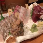 釣り魚の店舟武 -